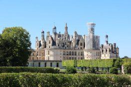 Loire - Kastelen
